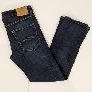 Jack and Jones men's regular fit Clark jeans sz 34